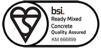 Wright Mix BSI Logo